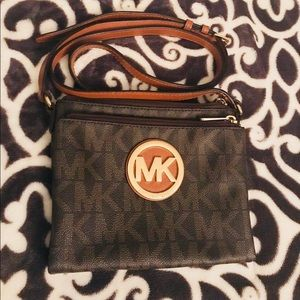 MK Small Crossbody Purse